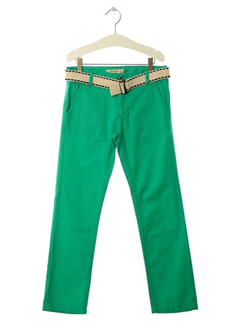 Asymmetry Pantolon Yeşil